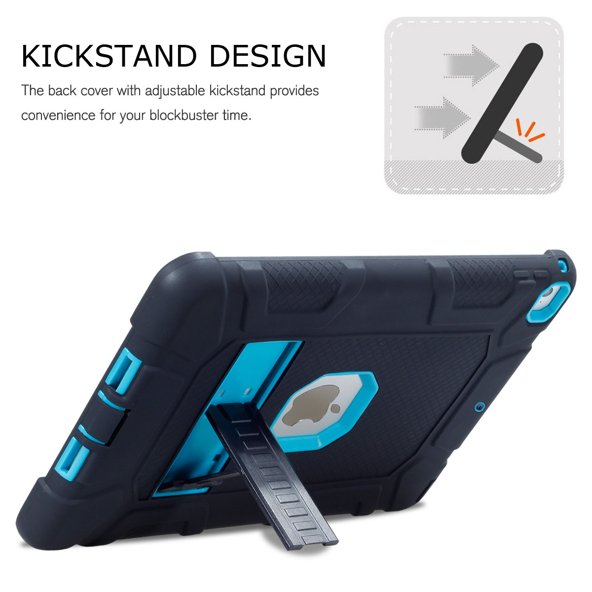 For-Apple-iPad-6th-Generation-9-7-034-2018-Shockproof-360-Full-Hybrid-Hard-Case thumbnail 39