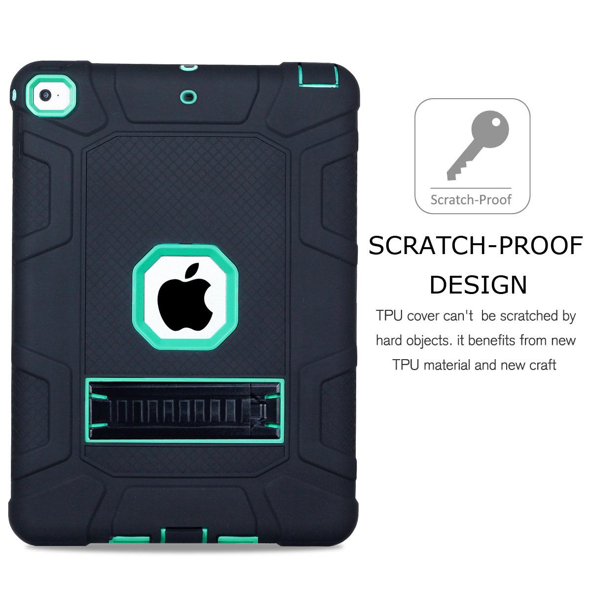 For-Apple-iPad-6th-Generation-9-7-034-2018-Shockproof-360-Full-Hybrid-Hard-Case thumbnail 43