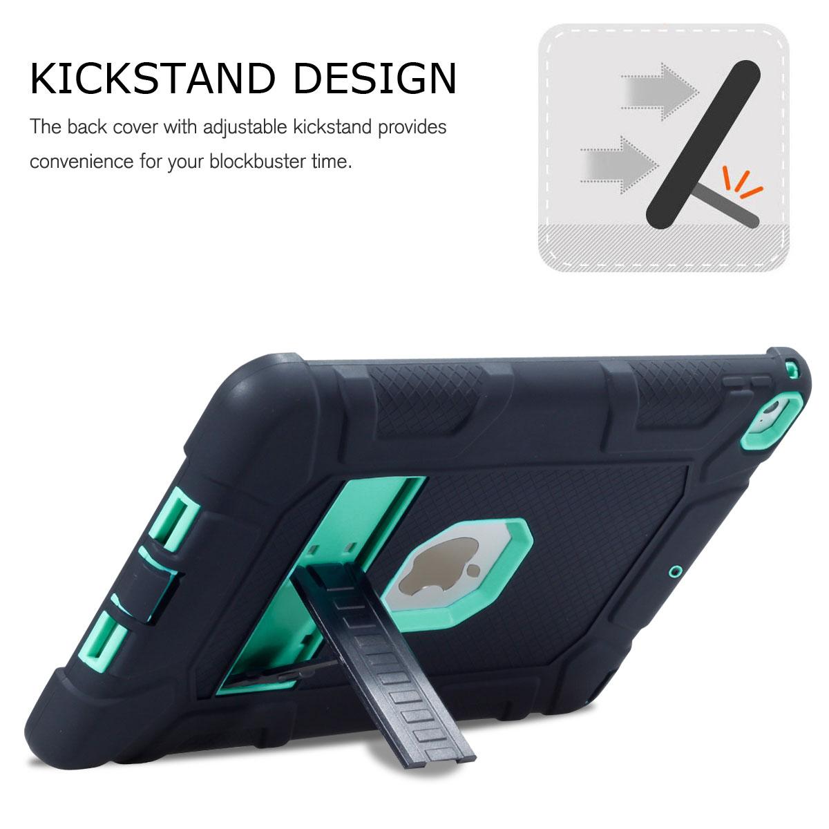 For-Apple-iPad-6th-Generation-9-7-034-2018-Shockproof-360-Full-Hybrid-Hard-Case thumbnail 46