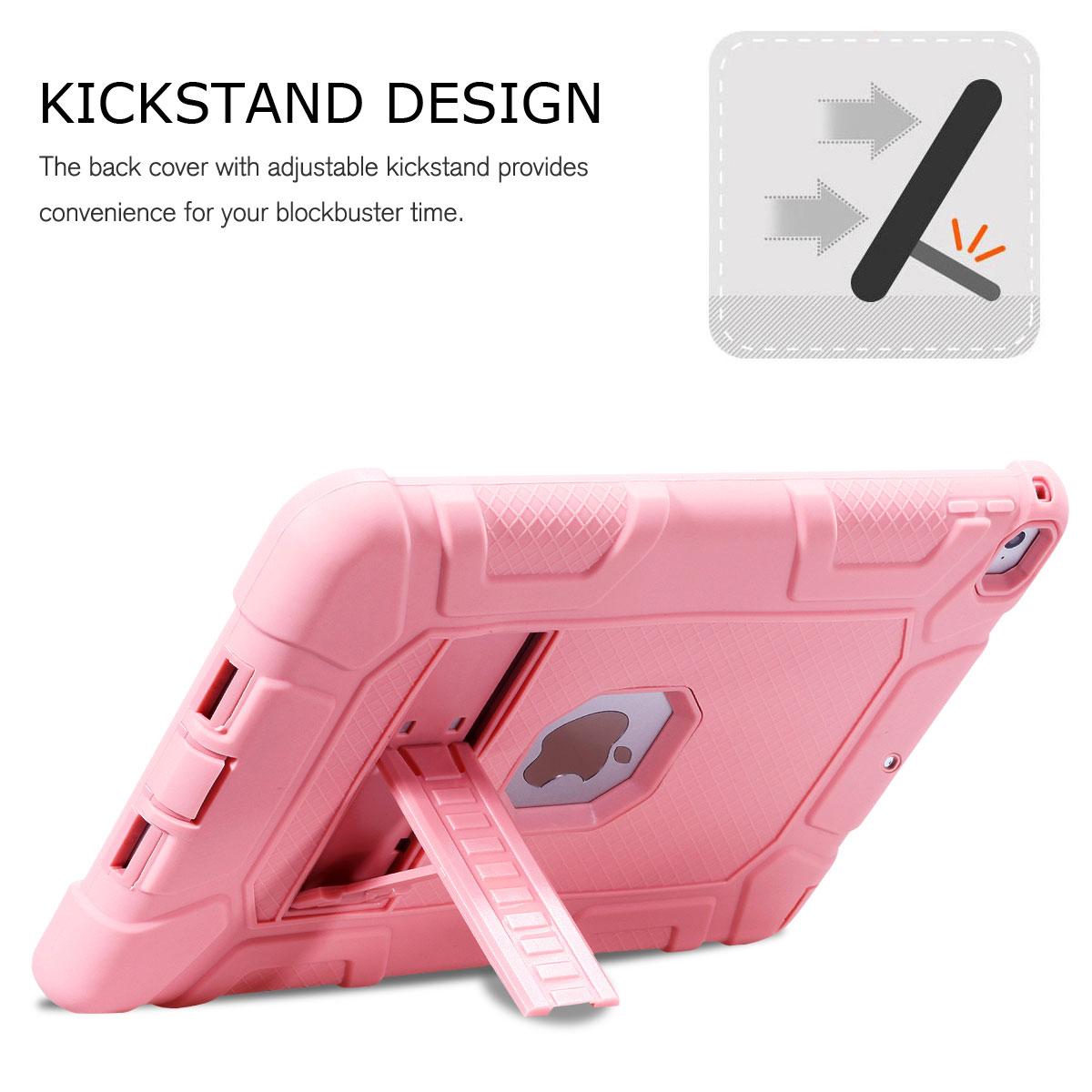 For-Apple-iPad-6th-Generation-9-7-034-2018-Shockproof-360-Full-Hybrid-Hard-Case thumbnail 60
