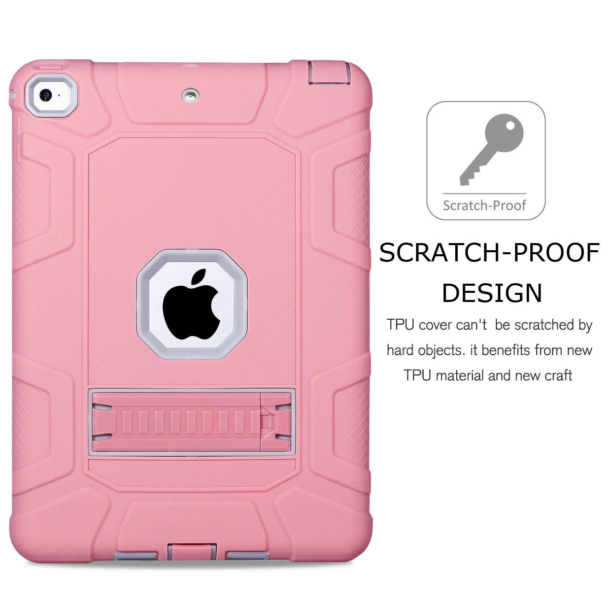 For-Apple-iPad-6th-Generation-9-7-034-2018-Shockproof-360-Full-Hybrid-Hard-Case thumbnail 64