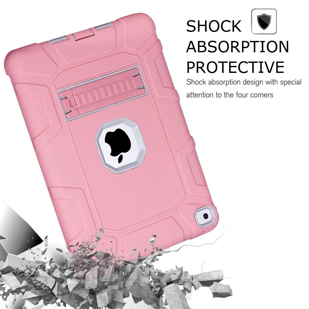 For-Apple-iPad-6th-Generation-9-7-034-2018-Shockproof-360-Full-Hybrid-Hard-Case thumbnail 68