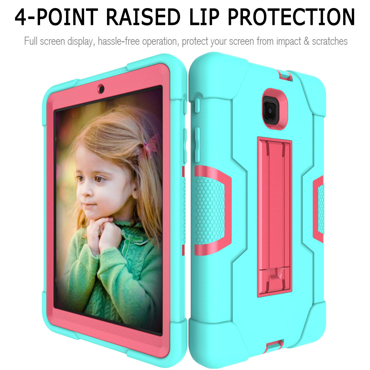 Hybrid-Shockproof-Impact-Case-Cover-For-Samsung-Galaxy-Tab-A-8-0-2018-SM-T387 thumbnail 18
