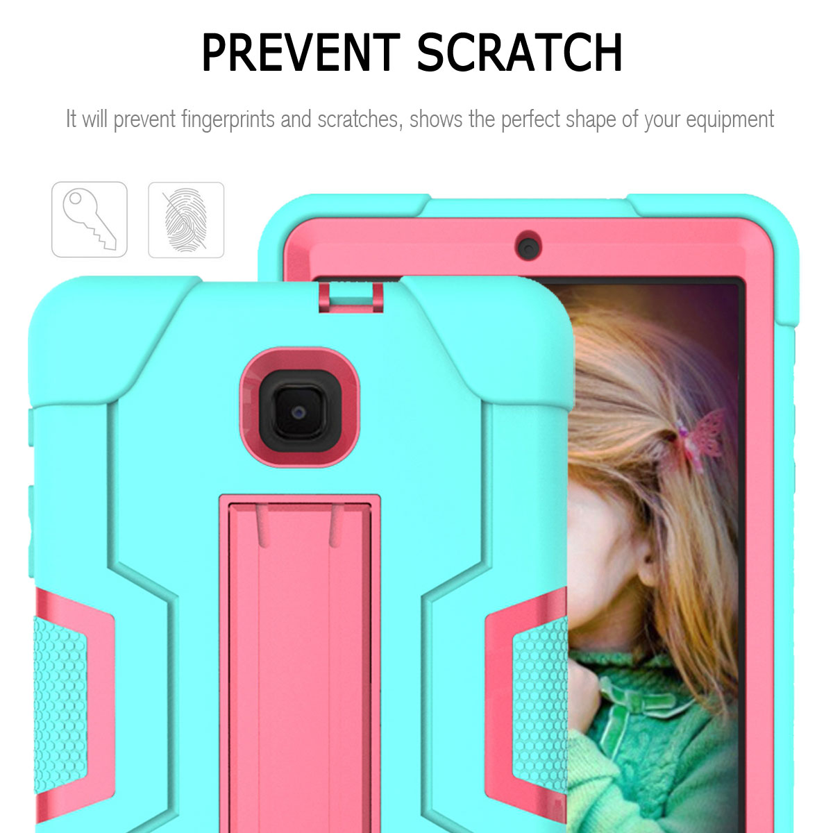 Hybrid-Shockproof-Impact-Case-Cover-For-Samsung-Galaxy-Tab-A-8-0-2018-SM-T387 thumbnail 15