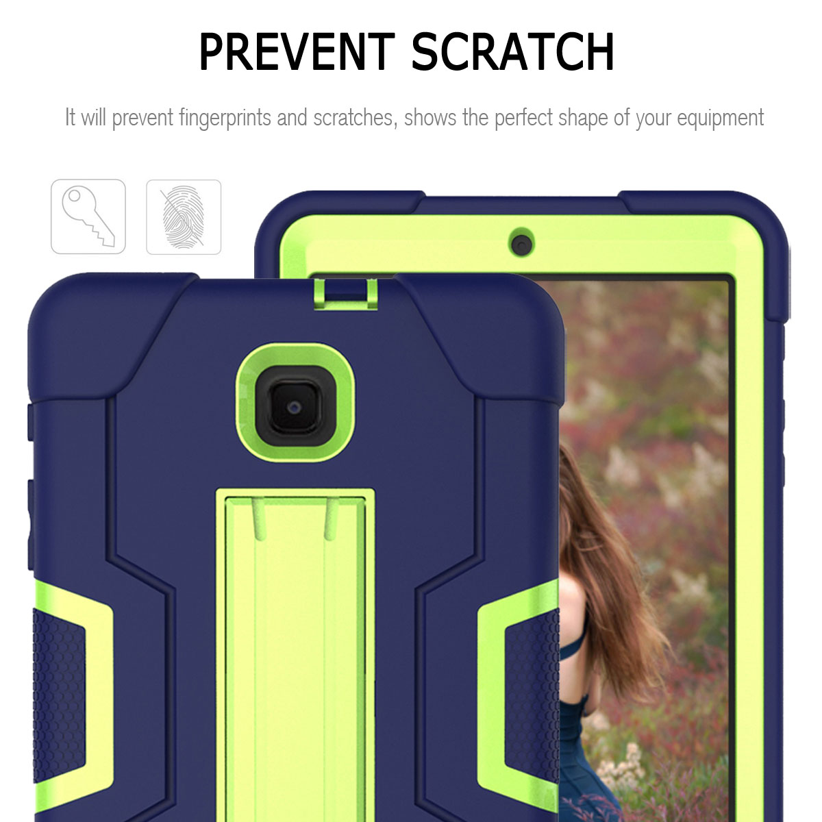 Hybrid-Shockproof-Impact-Case-Cover-For-Samsung-Galaxy-Tab-A-8-0-2018-SM-T387 thumbnail 21