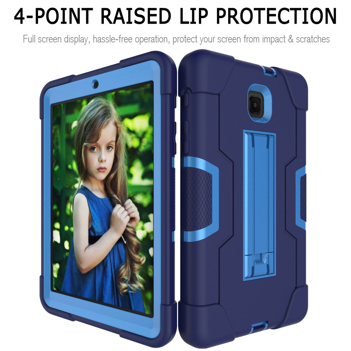 Hybrid-Shockproof-Impact-Case-Cover-For-Samsung-Galaxy-Tab-A-8-0-2018-SM-T387 thumbnail 30