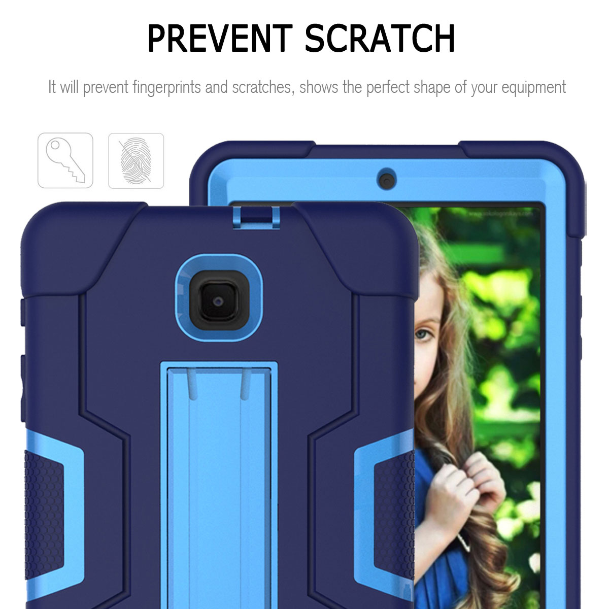 Hybrid-Shockproof-Impact-Case-Cover-For-Samsung-Galaxy-Tab-A-8-0-2018-SM-T387 thumbnail 27