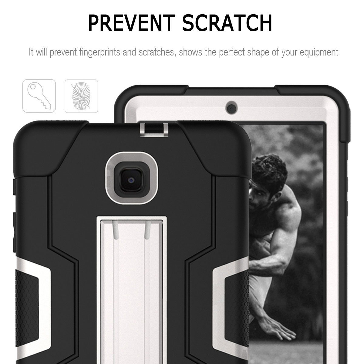Hybrid-Shockproof-Impact-Case-Cover-For-Samsung-Galaxy-Tab-A-8-0-2018-SM-T387 thumbnail 52