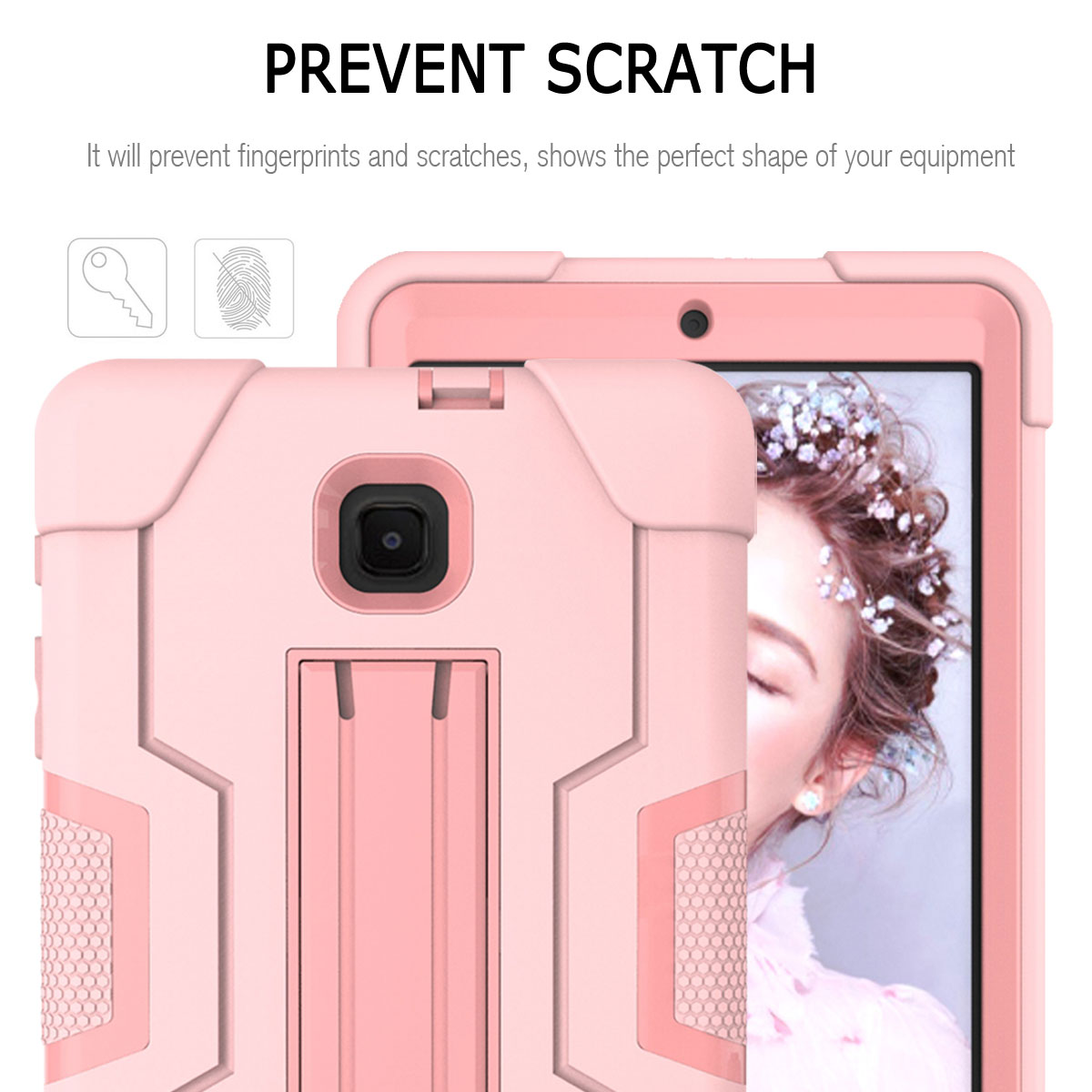 Hybrid-Shockproof-Impact-Case-Cover-For-Samsung-Galaxy-Tab-A-8-0-2018-SM-T387 thumbnail 82