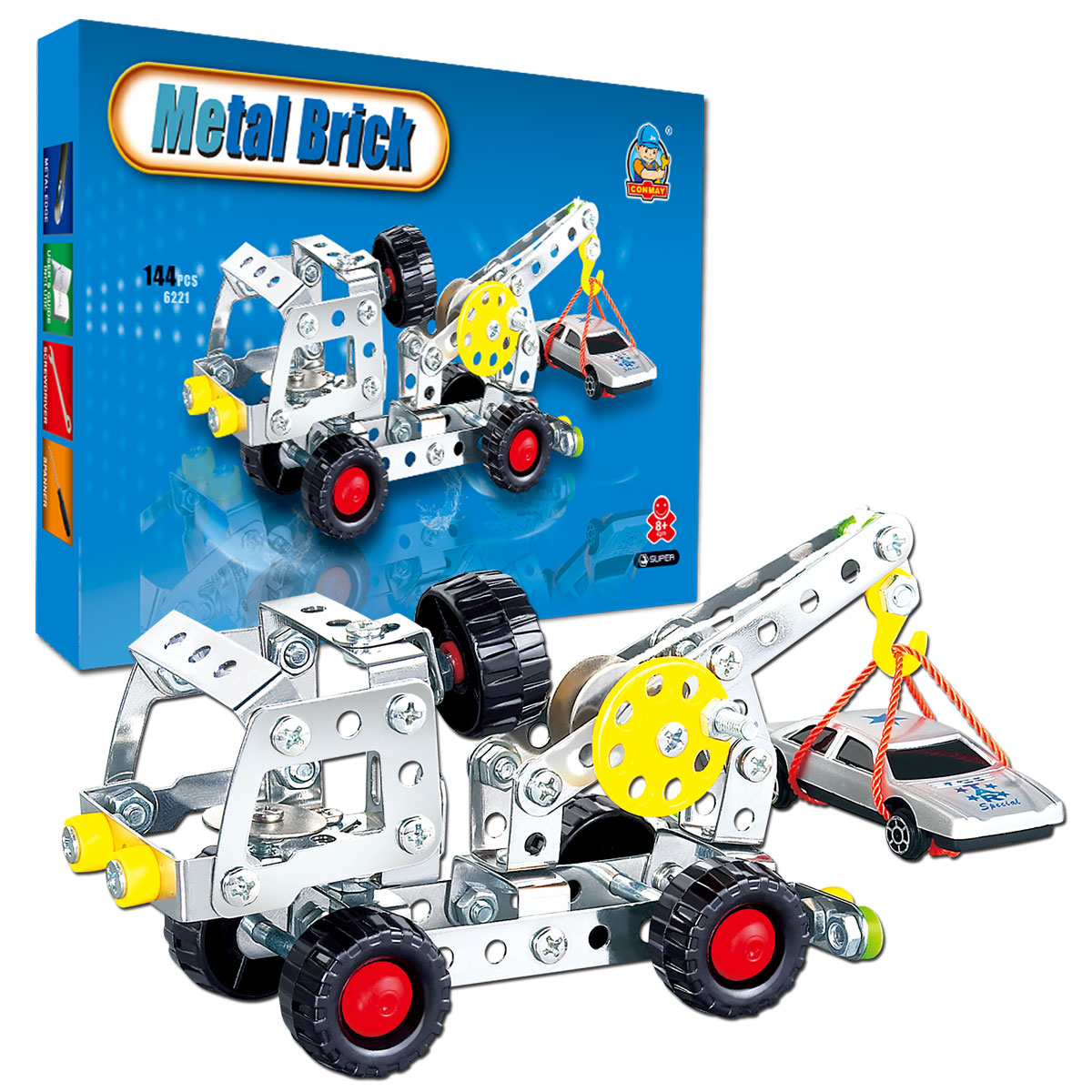 Build Your Own Car Kit >> Details About Take Apart Toy Car Kit Build Your Own Toy Creative Game For Age 5 Year Old Child